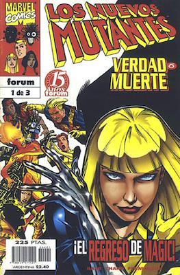 Los Nuevos Mutantes: Verdad o muerte (1998) (Grapa. 17x26. 24 páginas. Color.) #1