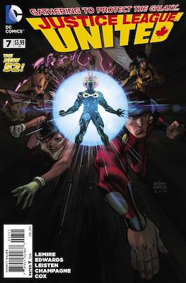Justice League United (2014-2016) (Grapa) #7