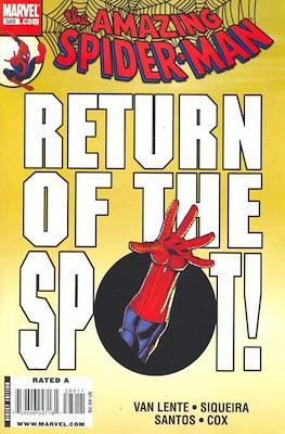 The Amazing Spider-Man Vol. 2 (1999-2014) (Comic-Book) #589