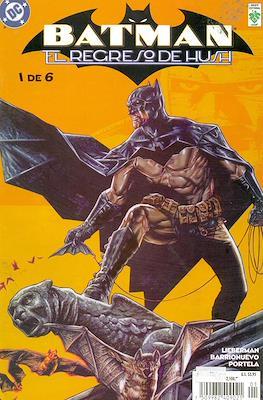 Batman. El regreso de Hush (Rústica) #1