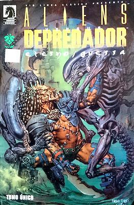 Aliens versus Depredador: eterno / guerra
