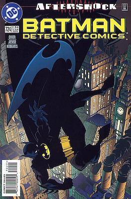 Detective Comics Vol. 1 (1937-2011; 2016-) (Comic Book) #724