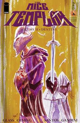 The Mice Templar Vol. 2 Destiny (Grapa) #2