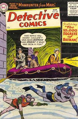 Detective Comics Vol. 1 (1937-2011; 2016-) (Comic Book) #229