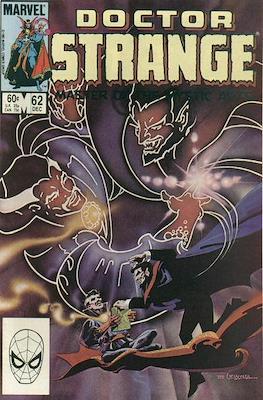 Doctor Strange Vol. 2 (1974-1987) (Comic Book) #62