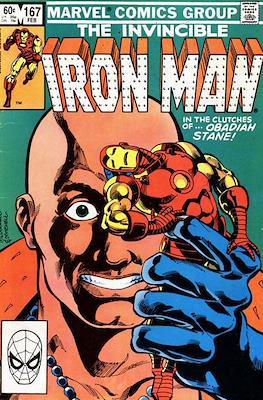 Iron Man Vol. 1 (1968-1996) (Comic book) #167