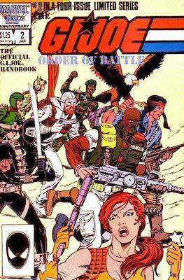 G.I. Joe: Order of Battle (Comic Book) #2
