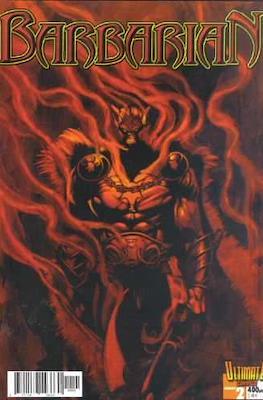 Barbarian. Vol. 1 (Grapa) #2