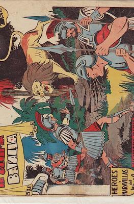 Heroes y Maravillas del Mundo (Grapa (1954)) #4