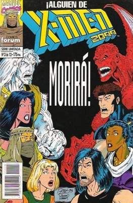 X-Men 2099 Vol. 1 (1994-1995) (Grapa 24 pp) #3