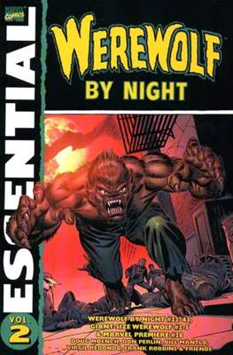 Essential Werewolf by Night (Softcover 580 pp) #2
