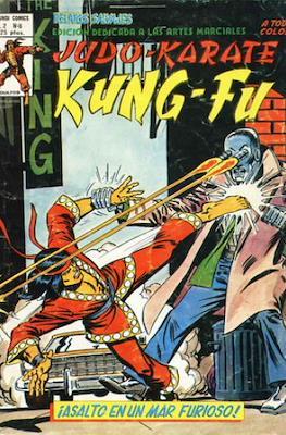 Relatos salvajes: Artes marciales Judo - Kárate - Kung Fu Vol. 2 #6