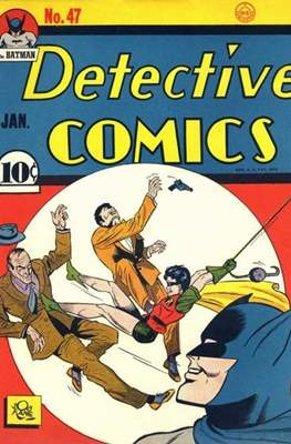 Detective Comics Vol. 1 (1937-2011; 2016-) (Comic Book) #47