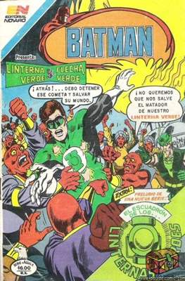 Batman (Grapa) #1092