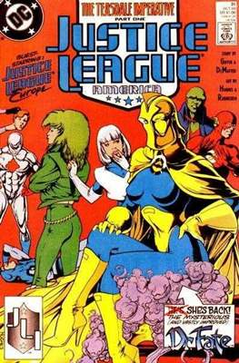 Justice League / Justice League International / Justice League America (1987-1996) (Comic-Book) #31