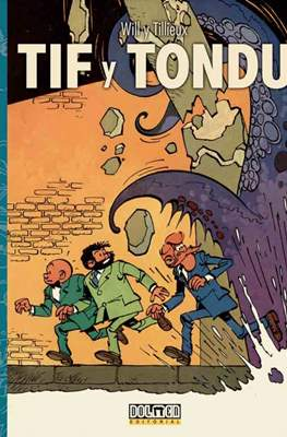 Tif y Tondu (Cartoné 160 pp) #2