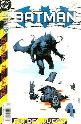 Batman: Tierra de nadie (Grapa) #5