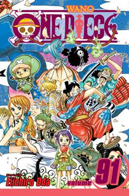 One Piece (Softcover) #91