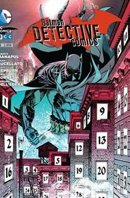 Batman Detective Comics (grapa) #5