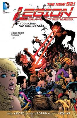 Legion of Super-Heroes Vol. 7 (2011-2013) (Softcover) #2
