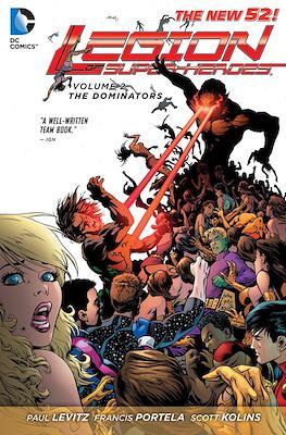 Legion of Super-Heroes Vol. 7 (2011-2013) #2
