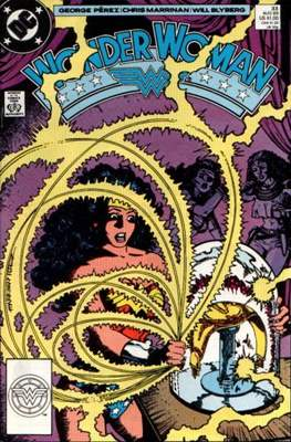 Wonder Woman Vol. 2 (1987-2006) (Comic Book) #33