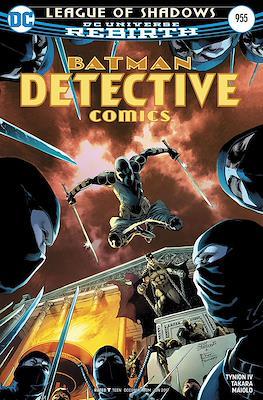 Detective Comics Vol. 1 (1937-2011; 2016-) (Comic Book) #955