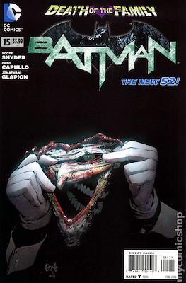 Batman Vol. 2 (2011-2016 Variant Covers) (Comic Book) #15