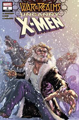 The War of the Realms: Uncanny X-Men (Comic Book) #2
