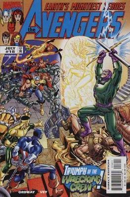 The Avengers Vol. 3 (1998-2004) (Comic-Book) #18