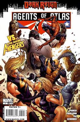 Agents of Atlas Vol. 2 (2009) #5