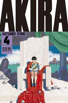 Akira (Rústica) #4