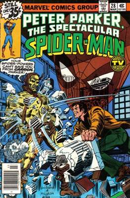 The Spectacular Spider-Man Vol. 1 (Comic Book) #28