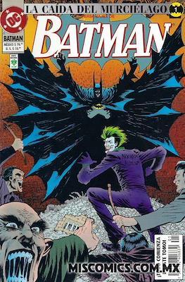 Batman. La caída del Murcielago