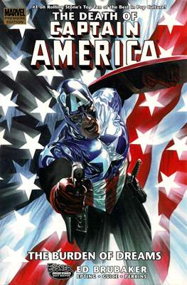 The Death of Captain America (Hardcover) #2