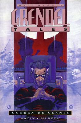 Grendel Tales. Guerra de clanes