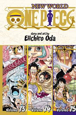 One Piece (Softcover) #25