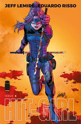Hit-Girl (2018 Variant Covers) (Comic Book) #6