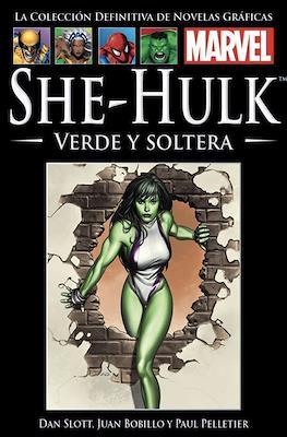 La Colección Definitiva de Novelas Gráficas Marvel #21