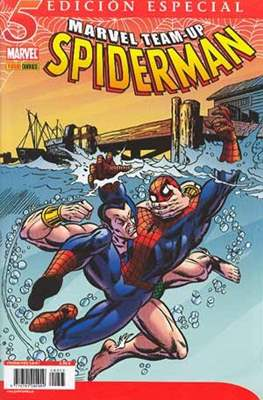 Spiderman. Marvel Team-Up (Edicion especial. Grapa) #5