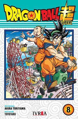 Dragon Ball Super (Rústica) #8