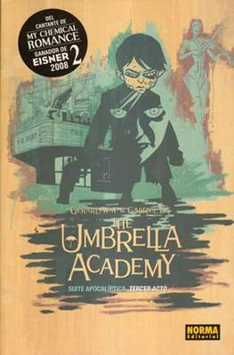 The Umbrella Academy. Suite Apocalíptica (Rústica) #3