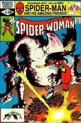 Spider-Woman (Vol. 1 1978-1983) (Comic Book) #41