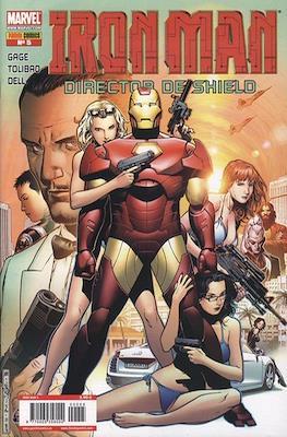 Iron Man: Director of SHIELD / Iron Man & Máquina de Guerra / El Invencible Iron Man (2008-2011) #5