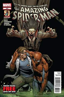 The Amazing Spider-Man Vol. 2 (1999-2014) (Comic-Book) #689