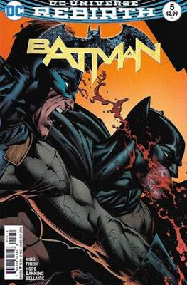 Batman Vol. 3 (2016-) (Comic Book) #5