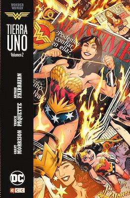 Wonder Woman. Tierra uno (Cartoné. 144 páginas.) #2