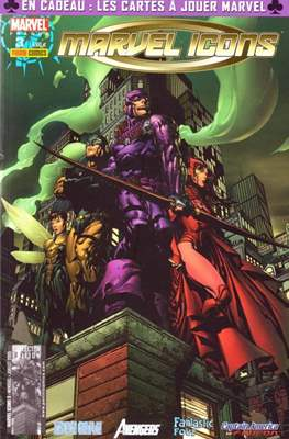 Marvel Icons Vol. 1 #3