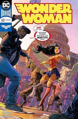 Wonder Woman Vol. 5 (2016-) (Comic book) #63