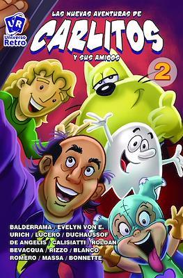 Las Nuevas Aventuras de Carlitos y sus Amigos (Rustica) #2